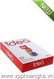 Giấy Idea Work A4 80